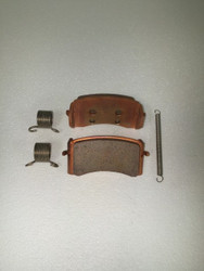 NEW PARKING  BRAKE PADS KIT  CLARK TUG