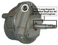 EATON (B SERIES) POWER STEERING PUMP  ER15528-1