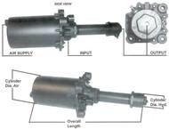 MIDLAND  AIR-HYDRAULIC PRESSURE CONVERTER  N4270G-MO
