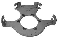 HARLAN TUG DUAL  CALIPER BACKING PLATE