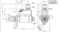 MICO MASTER CYLINDER  OHKIT   02-001-156