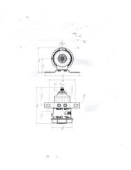 MICO RESERVOIR  BRAKE ASSEMBLY   20-920-505