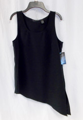 INC International Concepts Asymmetrical-Hem Tank Top 4 NWT