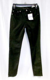 American Rag Womens High Rise Slim Hip Thigh Skinny Jeans 1 Short NWT
