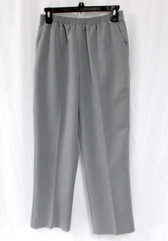 Alfred Dunner Petite Manhattan Skyline Pull-on Pants 6P NWT