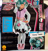 Monster High Honey Swamp Frights Camera Action Child Costume 10-12 NIP