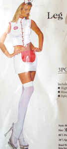Naughty Nurse Adult Costume M/L NIP