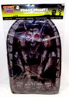 Foggy Frights GargoyleTombstone For Fog Machine Cover 24' NWT