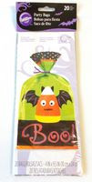 Candy Corn Jack-o-lantern Bat Boo Treat Bags Lot 20 NIP