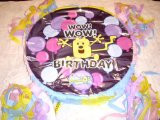 Wow! Wow! Wubbzy Birthday Party Pinata Custom New