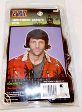 Brown Surfer Sunshine Men's Wig Costume Accessory NIP