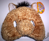 Horse Pony Mask Costume Dress-up NWT