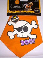 Dog Bandana Pet Costume M/L NWT