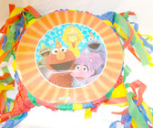 Sesame Street Elmo Abby Cadabby Big Bird Party Pinata Custom NeW