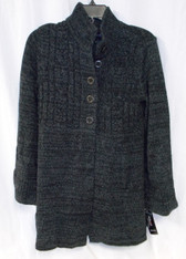 Style & Co. Women's Semi Button Front Sweater S NWT