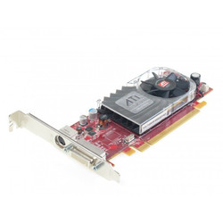 Radeon DMS-59 PCI-e x16 High Profile 256MB Dual Video Card