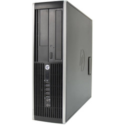 HP 6300 Elite Desktop Computer, Intel Core i5 3.20GHz Processor