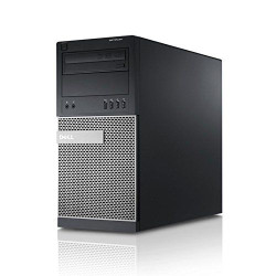 Dell OptiPlex 790 Tower Computer, Intel Core i5 3.10GHz Processor