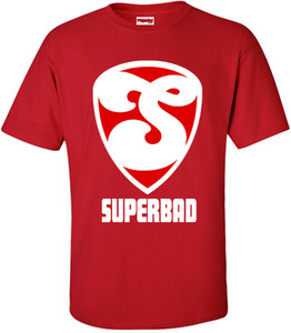 SuperBad Soulware Men's T-Shirt - S2 - Red - WR