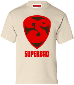 SuperBad Soulware Boys T-Shirt - S2 - Natural