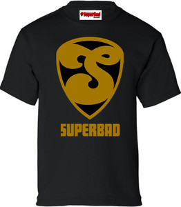 SuperBad Soulware Boys T-Shirt - S2 - Black - GDB