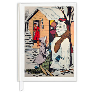 Afrotopia Journal - Vintage Snow Man