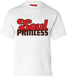 SuperBad Soulware Girls T-Shirt - White - BRR