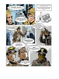 Graphic Novel Preview Page 1