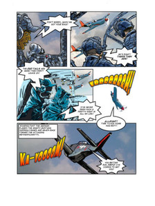 Graphic Novel Preview Page 2