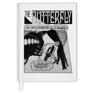 Vintage Black Heroines Journal - The Butterfly - 6