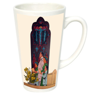 Afrotopia 17 oz. Latte Mug - Vintage Church