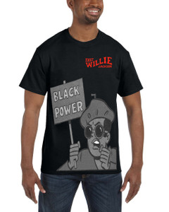 Fast Willie Jackson Men's T-Shirt - Jabar - 9 - Black
