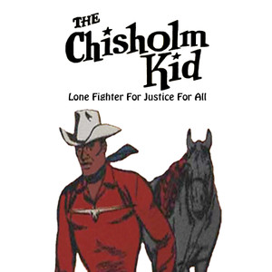 Vintage Black Heroes Magnet - The Chisholm Kid - 2