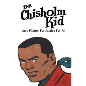 Vintage Black Heroes Magnet - The Chisholm Kid - 4