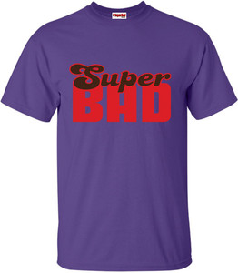 SuperBad Soulware Men's T-Shirt - Super Bad - Purple