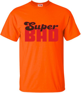 SuperBad Soulware Men's T-Shirt - Super Bad - Orange