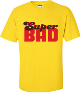 SuperBad Soulware Men's T-Shirt - Super Bad - Yellow