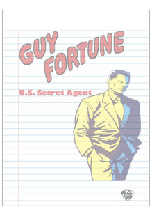 Vintage Black Heroes Notepad - Guy Fortune - 6