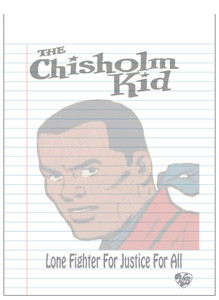 Vintage Black Heroes Notepad - The Chisholm Kid - 4