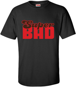SuperBad Soulware Men's T-Shirt - Super Bad - Black