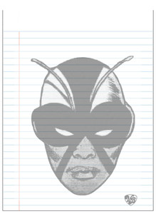 Vintage Black Heroines Notepad - The Butterfly - 2