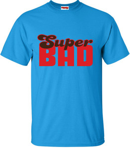 SuperBad Soulware Men's T-Shirt - Super Bad - Sapphire Blue