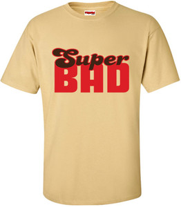 SuperBad Soulware Men's T-Shirt - Super Bad - Vegas Gold