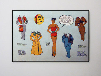 Vintage Black Heroines 20x24 Canvas - Torchy Togs - 10
