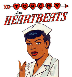 Vintage Black Heroines Magnet - Torchy In Heartbeats - 1