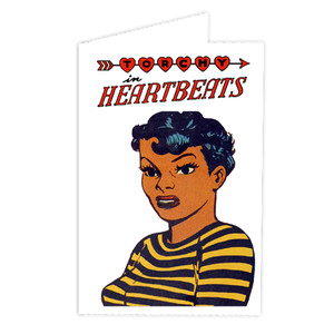 Vintage Black Heroines Greeting Cards - Torchy In Heartbeats - 3 - Package Of 10