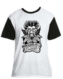 House Of Funkabis T-Shirt - Black And White - M1