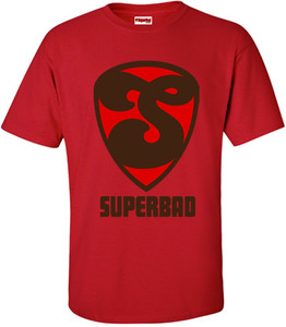SuperBad Soulware Men's T-Shirt - S2 - Red - BRR