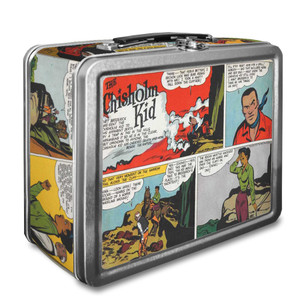 Vintage Black Heroes Lunchbox - The Chisholm Kid - CST5