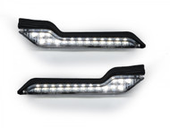 BARKBUSTERS LED White Running Light Kit For Storm & VPS (Pair)